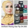 CIPUT ZOYA ANTHEM RISING STAR
